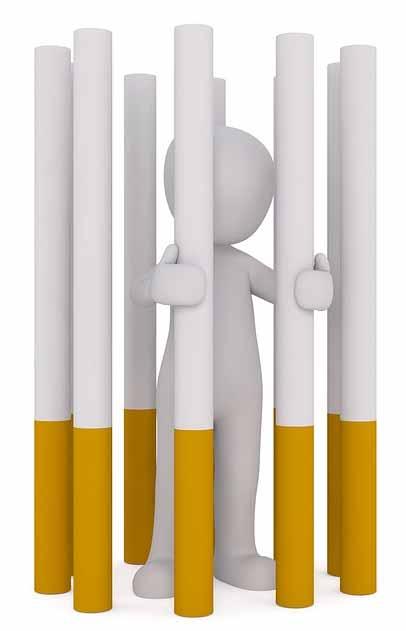 Ausbruch aus dem Zigaretten-Gefängnis!